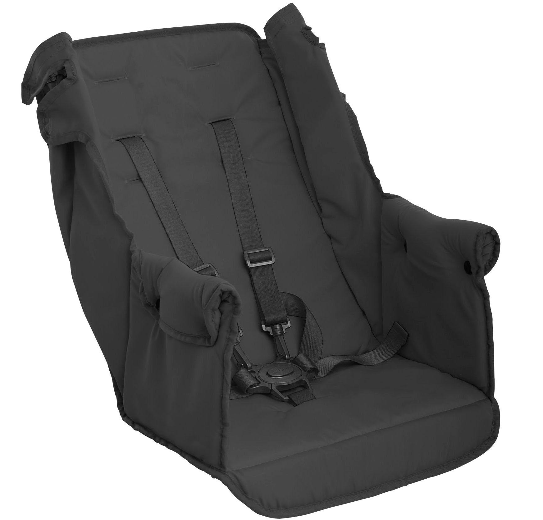 High-Capacity Rear Seat