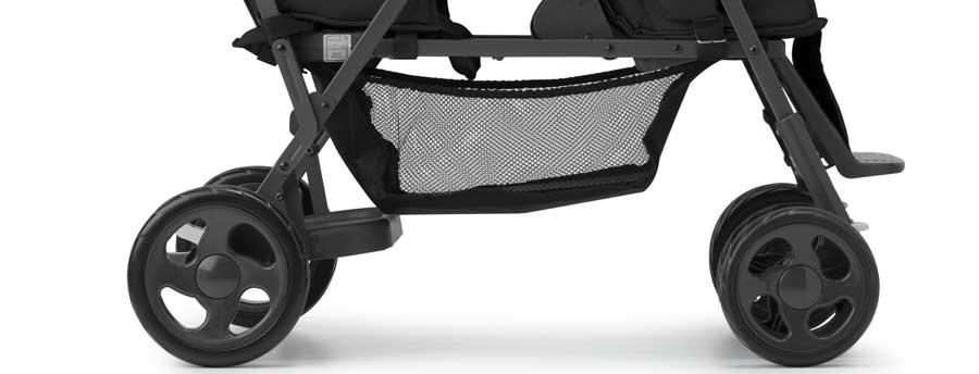 Under-Seat Storage Basket