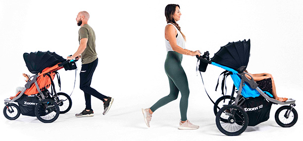 The Lightest Double Jogger