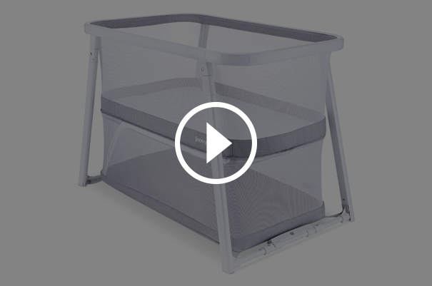 Coo Portable Bassinet Playpen
