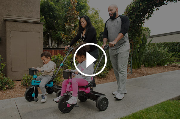From First Words to First Wheels