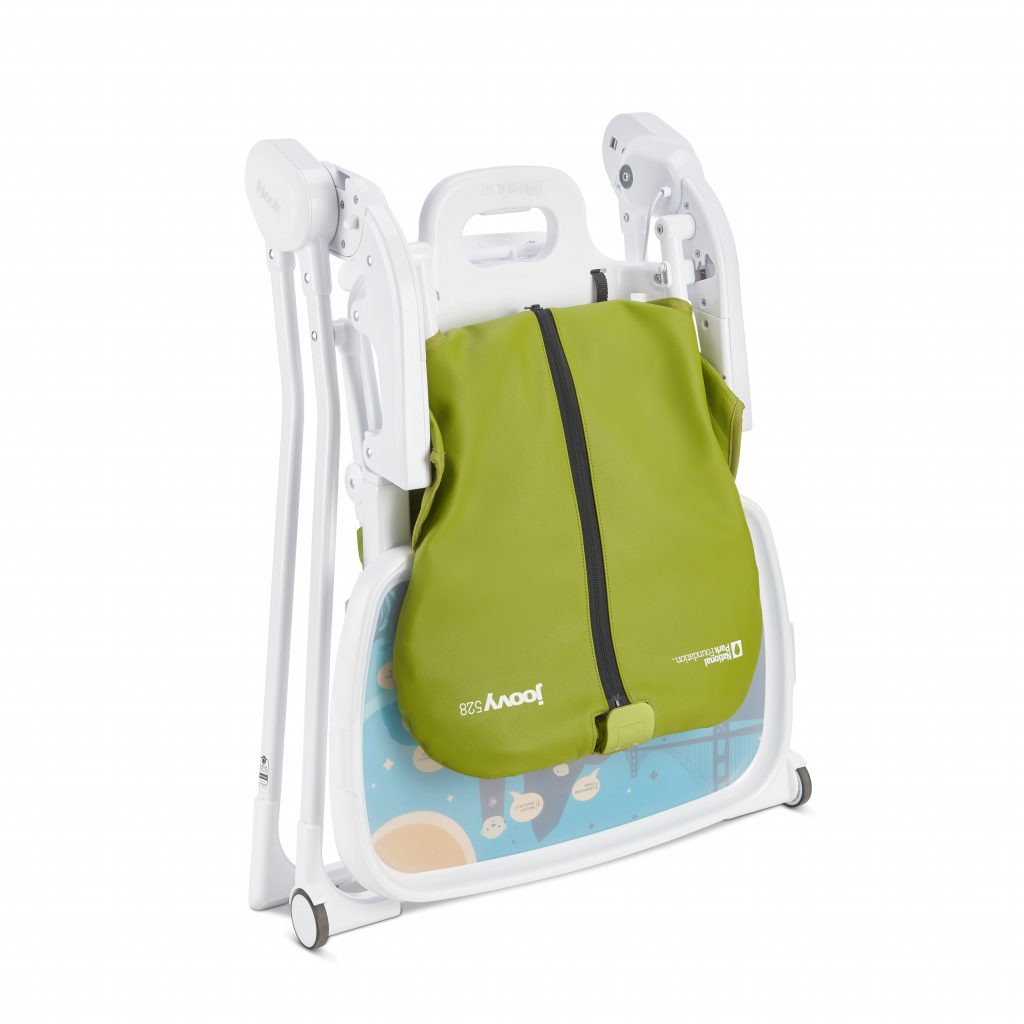 Folded Nook NB high chair