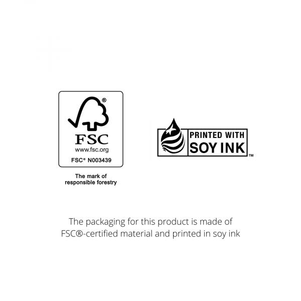FSC-certified material